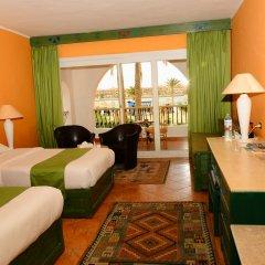 Отель Arabia Azur Resort 4* Стандартный номер с различными типами кроватей фото 9