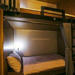Отель Rachanatda Homestel 2* Кровать в общем номере с двухъярусной кроватью фото 14