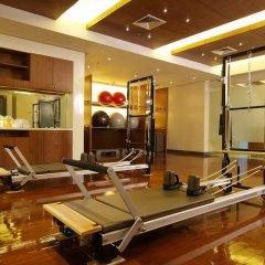 Отель The Manila Hotel Филиппины, Манила - 2 отзыва об отеле, цены и фото номеров - забронировать отель The Manila Hotel онлайн фитнесс-зал