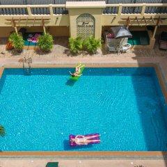 Отель Zing Resort & Spa 3* Номер Делюкс с различными типами кроватей фото 20