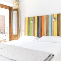 Отель Casa de la Catedral 2* Стандартный номер с различными типами кроватей фото 9