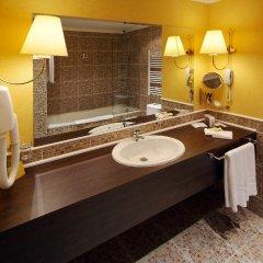 Отель Bulgarienhus Royal Beach Apartments Болгария, Солнечный берег - отзывы, цены и фото номеров - забронировать отель Bulgarienhus Royal Beach Apartments онлайн ванная