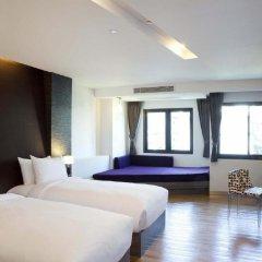 Отель Trinity Silom Hotel Таиланд, Бангкок - 2 отзыва об отеле, цены и фото номеров - забронировать отель Trinity Silom Hotel онлайн комната для гостей фото 5