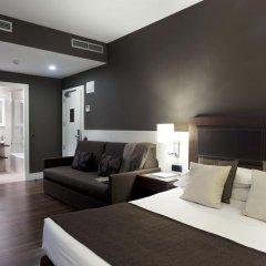 Отель Royal Ramblas 4* Стандартный номер с различными типами кроватей фото 6
