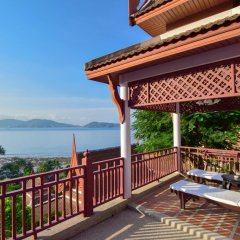 Отель Thavorn Beach Village Resort & Spa Phuket 4* Стандартный номер 2 отдельные кровати фото 3