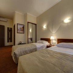 Гостиница Акапелла Номер Комфорт 2 отдельные кровати фото 2