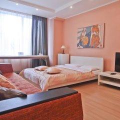 Гостиница Design Suites Noviy Arbat комната для гостей фото 5
