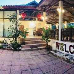 Отель N.T. Lanta Resort 3* Номер Делюкс фото 4
