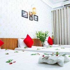 The Queen Hotel & Spa 3* Стандартный семейный номер разные типы кроватей фото 9