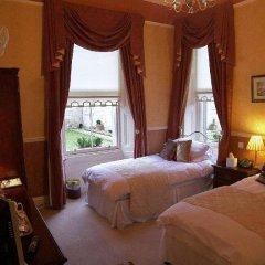 Отель Kingsburgh House Hotel Великобритания, Эдинбург - отзывы, цены и фото номеров - забронировать отель Kingsburgh House Hotel онлайн комната для гостей фото 4