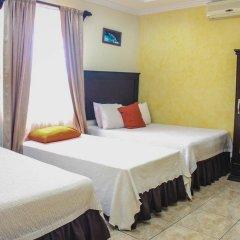Hotel Casa Inn Del Valle Стандартный семейный номер с двуспальной кроватью фото 3