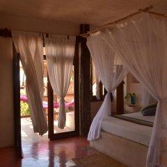 Отель Posada del Sol Tulum 3* Улучшенный номер с различными типами кроватей фото 17