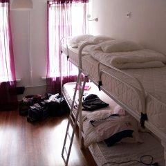 Хостел Online Кровать в общем номере с двухъярусной кроватью фото 6