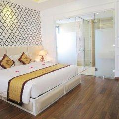 Hanoi HM Boutique Hotel 3* Представительский номер с различными типами кроватей фото 2