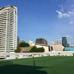 Отель Avatar Residence Бангкок спортивное сооружение