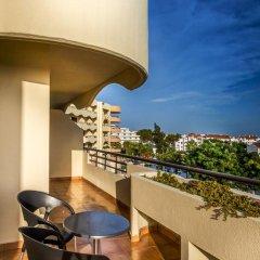Vila Gale Cerro Alagoa Hotel 4* Люкс с различными типами кроватей фото 2