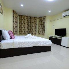 Donmueang Airport Residence Hostel Стандартный номер с различными типами кроватей фото 4