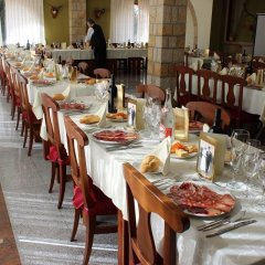 Hotel La Vijanera питание фото 3