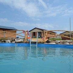 Отель Tsovasar family rest complex Армения, Севан - отзывы, цены и фото номеров - забронировать отель Tsovasar family rest complex онлайн бассейн фото 4