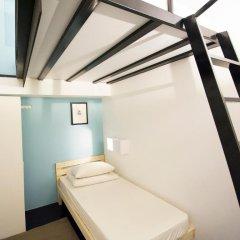 Отель 5footway.inn Project Boat Quay 2* Стандартный номер с различными типами кроватей фото 5
