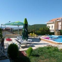 Отель Villa Albena Bay View Болгария, Балчик - отзывы, цены и фото номеров - забронировать отель Villa Albena Bay View онлайн бассейн
