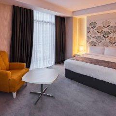 Отель Gallery Palace 4* Номер Делюкс с различными типами кроватей