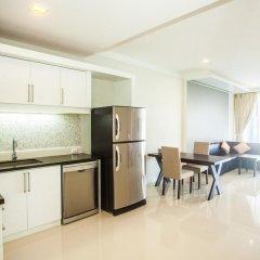 Отель Q Conzept Апартаменты с различными типами кроватей фото 13
