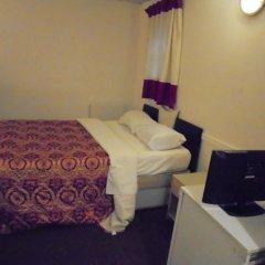 Отель Goddis Lodge Улучшенный номер