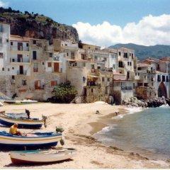 Отель Villa Il Kobo Петралия-Соттана пляж