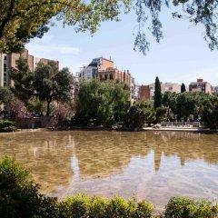 Отель Allapartments Sagrada Familia Барселона приотельная территория фото 2