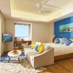 Отель Kandima Maldives 5* Вилла с различными типами кроватей фото 3