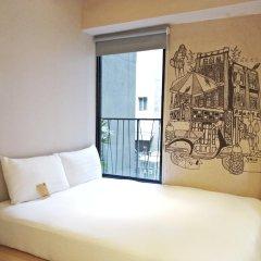 Cho Hotel 3* Улучшенный номер с различными типами кроватей фото 4