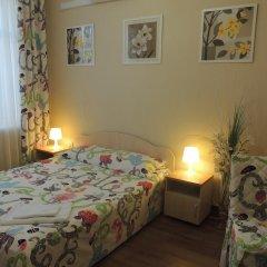 Гостиница Солнечная Люкс с разными типами кроватей фото 5
