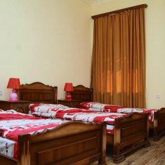 Inter Hostel Полулюкс с различными типами кроватей