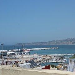 Отель Mauritania Centre Tanger Марокко, Танжер - отзывы, цены и фото номеров - забронировать отель Mauritania Centre Tanger онлайн пляж фото 2