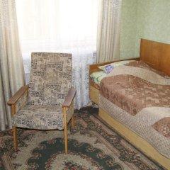 Гостиница Центральная Номер Эконом разные типы кроватей фото 4