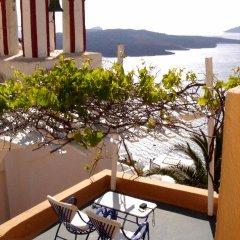 Отель Antithesis Caldera Cliff Santorini 3* Полулюкс с различными типами кроватей фото 6
