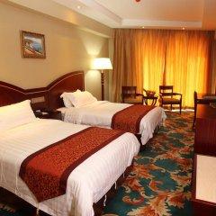 Hawaii Hotel 4* Стандартный номер с 2 отдельными кроватями фото 3