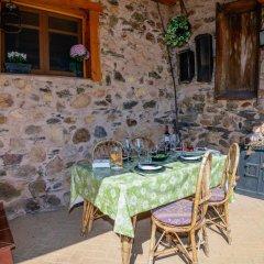 Отель Casa Rural Entre Valles питание