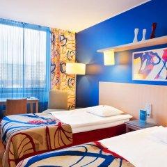 Отель Cumulus Hakaniemi 3* Стандартный номер с 2 отдельными кроватями фото 3