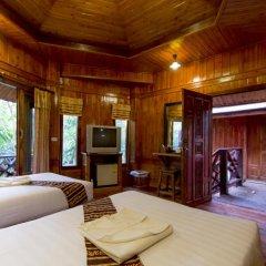 Отель Phu Pha Aonang Resort & Spa 3* Улучшенный номер с различными типами кроватей фото 2