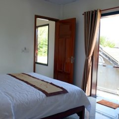 Отель An Bang My Village Homestay Номер Делюкс фото 2