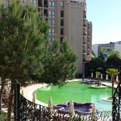 Отель Royal Beach Apartment Болгария, Солнечный берег - отзывы, цены и фото номеров - забронировать отель Royal Beach Apartment онлайн балкон