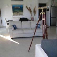 Отель Trident Beach Apartment Кипр, Протарас - отзывы, цены и фото номеров - забронировать отель Trident Beach Apartment онлайн комната для гостей фото 5