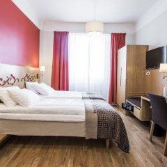 Отель Hotell Bondeheimen 3* Стандартный номер с двуспальной кроватью фото 8