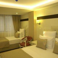 Comfort Elite Hotel Sultanahmet 3* Номер категории Эконом с различными типами кроватей фото 3
