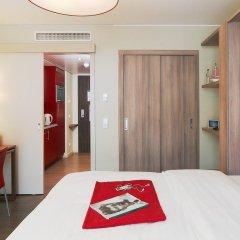 Отель Aparthotel Adagio Muenchen City 4* Студия с различными типами кроватей фото 5