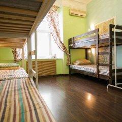 Хостел Siberia Кровать в общем номере с двухъярусной кроватью фото 2