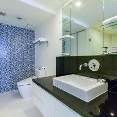 Отель Oakwood Residence Sukhumvit 24, Bangkok ванная