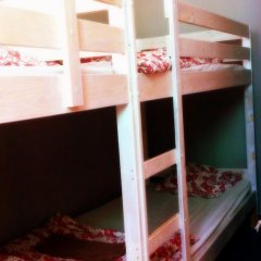 WDj Hostel Кровать в общем номере с двухъярусной кроватью фото 6